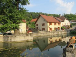 Charming holiday cottages in the Doubs, Franche Comte. near Joncherey