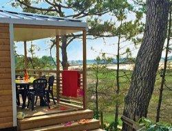 Camping face a la mer en Vendée.
