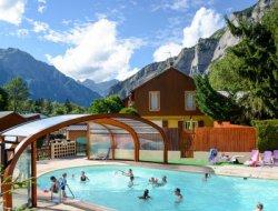 camping mobilhomes en location en Isère