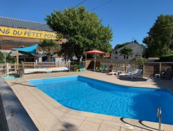 Seaside camping in Charente Maritime, Poitou Charentes.