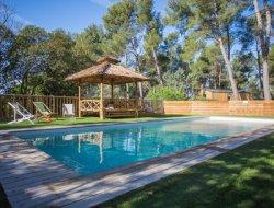 camping 3 étoiles aubagne en Provence