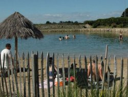 Holiday rentals in a campsite in south Brittany near Carnac