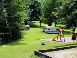 campsite mobilhome in the Loire, Rhone Alpes