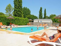 3 star camping in Provence, France. near Gonfaron