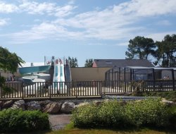 4 star camping in the center of Bretagne, France. near Missiriac
