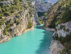 Holiday rentals in the Gorges du Verdon, south of France. near Andon