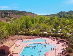 4 star campsite in the Herault, Languedoc Roussillon.