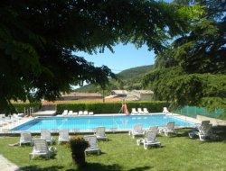 camping 3 étoiles en Ardèche