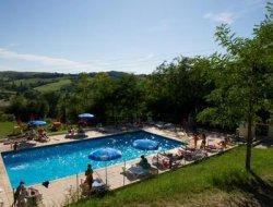 camping mobilhomes a louer en Ariège