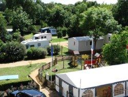 camping mobilhomes dans le Maine et Loire