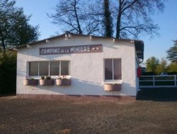 campsite mobilhome in Normandy. near Saint Germain des Essourts