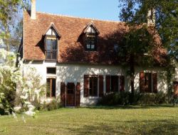 Holiday home near the zoo de Beauval in France. near Couddes