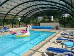 camping avec piscine chauffée en Savoie