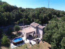 Gîte de vacances à louer dans le Gard