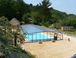 camping mobilhomes a locronan dans le Finistere