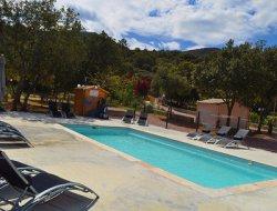 camping mobilhomes centre Corse
