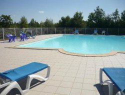 Holiday village in Poitou Charentes near Secondigny