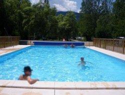 camping mobilhomes Alpes de Haute Provence.