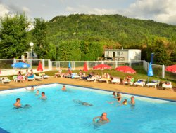 Courgoul camping mobilhomes massif du Sancy