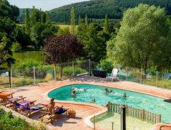 camping 3 étoiles dans la Nièvre