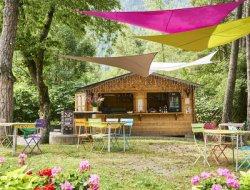 camping mobilhomes en location en Savoie