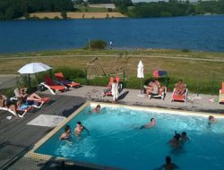 Holiday village in Aveyron. near Pont de Salars