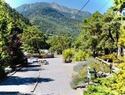 Camping mobilhomes dans les Alpes de Haute Provence