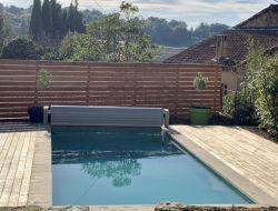 Location de vacances avec piscine chauffée dans le Vaucluse