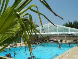 camping avec piscine chauffée sur l'ile d'oléron