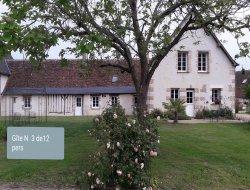 Grand gite a louer en Indre et Loire.