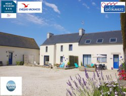 Seaside holiday homes in the Finistere, Brittany. near Brest