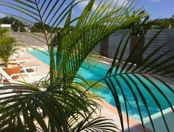 Gite avec piscine et jacuzzi en Guadeloupe