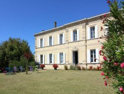 B&B near Bordeaux in Aquitaine. near Montlieu la Garde