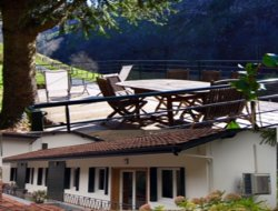 Holiday home wirh pool near St Jean Pied de Port, France. near Ascarat