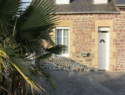 Holiday home in the north the Bretagne, France. near Pléboulle