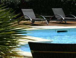 B&B with swimming pool in Occitanie, south of France. near Tourbes