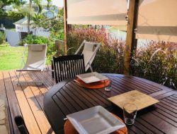 Location de vacances près de Pointe à Pitre en Guadeloupe.