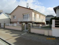 Seaside holiday rental in Le Crotoy, Baie de Somme near Saint Valery sur Somme