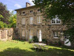 Holiday cottage in Haute Loire, Auvergne.