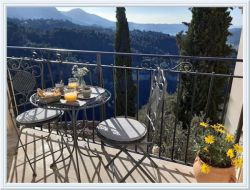 Holiday cottage in the Alpes Maritime, France near Roquebrune Cap Martin