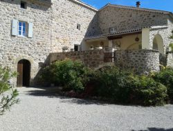 B&B with swimming pool in Ardeche, France. near Vagnas