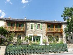 Gîte de grande capacité dans les Pyrénées Orientales.