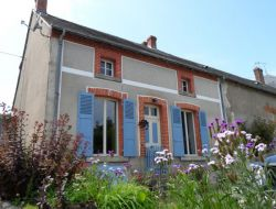 Holiday home with pool in the Creuse, Limousin.