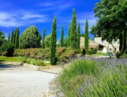 Holiday cottages near Vallon Pont d'Arc in Ardeche. near Saint Maurice d'Ibie