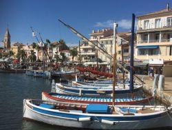 Location de vacances à Sanary/mer dans le Var.