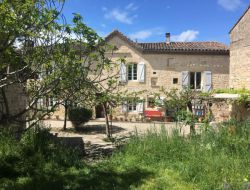 Bed & Breakfast with pool near Albi in the Tarn, France.
