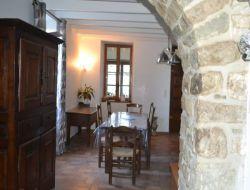 Gîte de caractère à louer en Drome Provençale