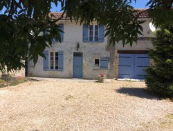Holiday homes with pool in Charente Maritime. near Saint Jean d'Angely