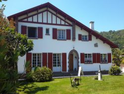 Bed and Breakfast on the Basque Coast, south Aquitiane. near Sare
