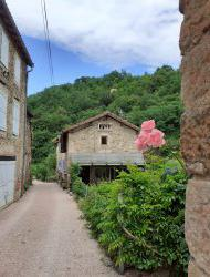 Holiday home in the Aveyron, Midi Pyrenees near Castelnau Pegayrols